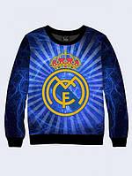 Свитшот Real Madrid emblem