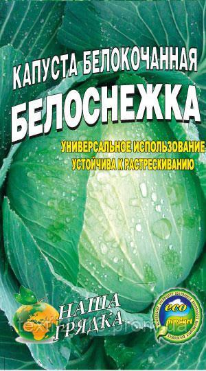 Сорта семян капусты  Капуста Белоснежка