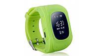 Часы с GPS трекером ATRIX IQ300 зеленые