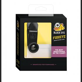 Объектив для смартфона Black Eye Fisheye