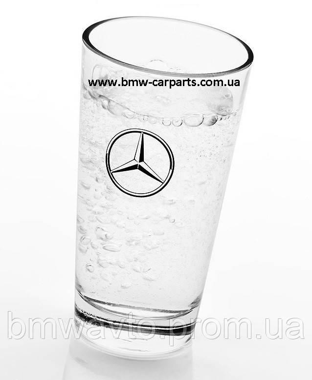 Набор из шести стеклянных стаканов Mercedes-Benz Glass Set Classic Star, фото 2