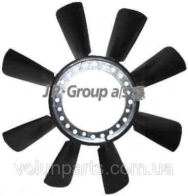 Крыльчатка вентилятора audi/vw/skoda 2.4-2.8 1114900300