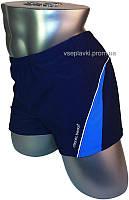 Мужские плавки для купания большого размера Atlantic Beach 79128-5 синий с голубым