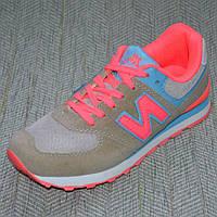 Кроссовки для девочки подростка, Bayota размер 39 40