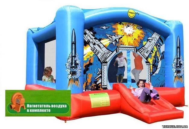 Детский надувной батут HAPPY-HOP Звездные Войны игровой центр 9212 HAPPY-HOP, фото 2