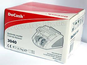 DoCash 3040 UV Счетчик банкнот, фото 3