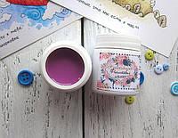 Краска акриловая фиолетовая 50 мл.