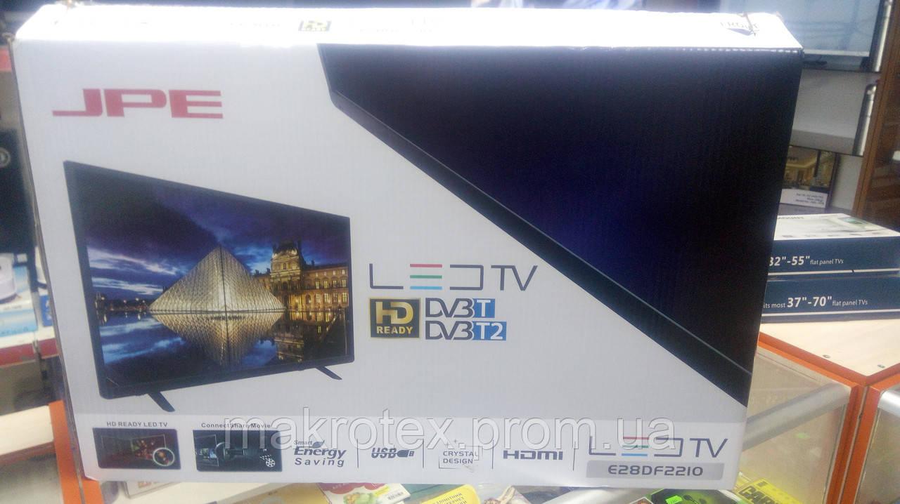 Телевизор JPE LED E28DF2210