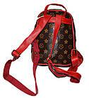 Женский городской рюкзак (23x18) , фото 2