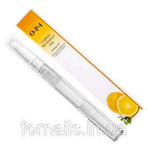 Масло для кутикулы в карандаше OPI, апельсин
