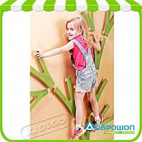 Детский скалодром «Невероятные веточки на каркасе» KIDIGO™