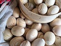 Яйцо деревянное перепелиное пасхальное