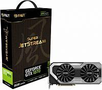 Видеокарта Palit GeForce GTX 1080 Ti Super JetStream (NEB108TS15LC-1020J) nVidia