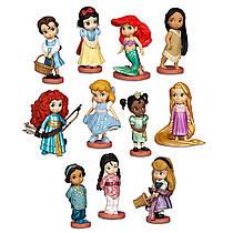 Игровой набор фигурок коллекция аниматоров Дисней Disney's Animators' Collection Deluxe Figure Set