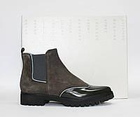 Женские ботинки челси GEOX Respira D Jewel C оригинал натуральная кожа 38,5