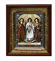 Гурий, Самон и Авив икона святых