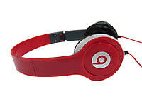 Наушники Monster Beats by Dr.Dre Solo HD Red, Красные