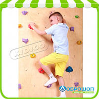 Детский скалодром «Скалолаз» KIDIGO™