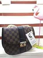 Женская сумка клатч Louis Vuitton в стиле