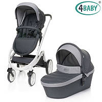 4 Baby Коляска универсальная 2в1 Cosmo Duo
