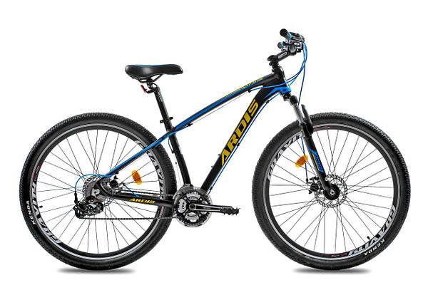 """Горный велосипед ARDIS INSPIRON MTB 29"""" 16,5""""  Черный/Синий"""