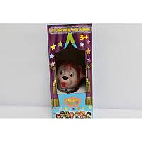 """Детский  Кукольный театр - перчатка """"Собачка"""" в коробке"""