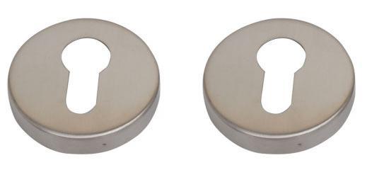 Накладка под цилиндр Comit SS201 RY нержавежщая сталь
