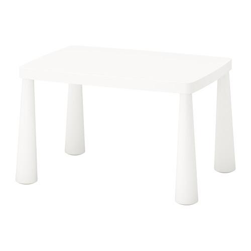 """IKEA """"МАММУТ"""" Стол детский, белый"""