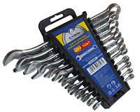 Набор ключей комбинированных  Сталь CRV из 6 шт (арт. 48005)