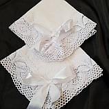 Подушечка для крестика , платочки для свечей, фото 4