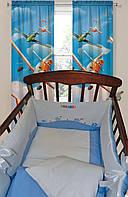 Детское постельное бельё (свободной комплектации)