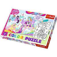 Пазл  quot;Color Puzzle 20 quot; - Ponies Pony in his land / Hasbro, My Little Pony, 36516