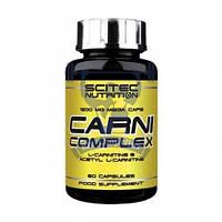 Scitec Nutrition Carni Complex л-карнитин жиросжигатель для похудения снижения веса спортивное питание