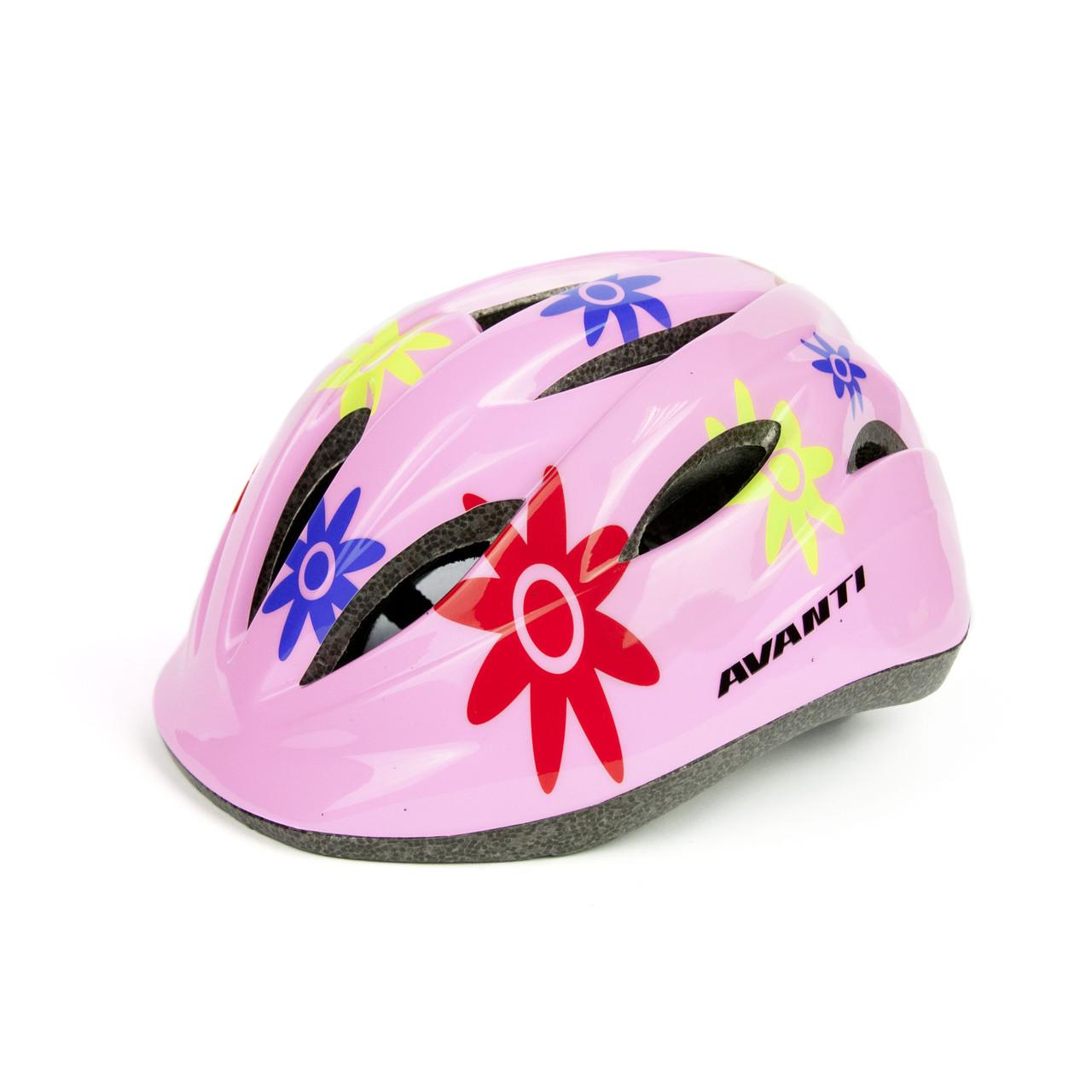 Шолом велосипедний дитячий Avanti AVKHM-021