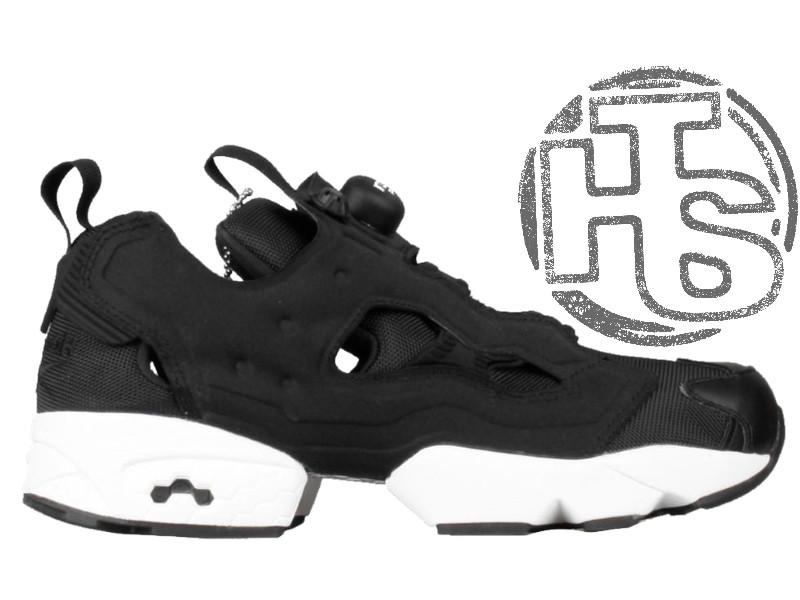 Женские кроссовки Reebok InstaPump Fury OG Black White V65750 - Интернет-магазин