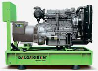 Дизельный генератор DJ 94 NT Dalgakiran 70 кВт 75кВт