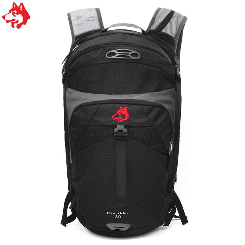 Рюкзак спортивный Jungle King 30L черный