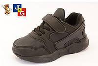 27-29 рр Детские кроссовки на липучках для девочки и мальчика в стиле Nike Huarache