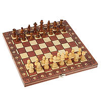 Набор для настольных игр: Шашки, Шахматы, Нарды