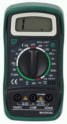 Цифровой мультиметр DT-838 L, фото 2