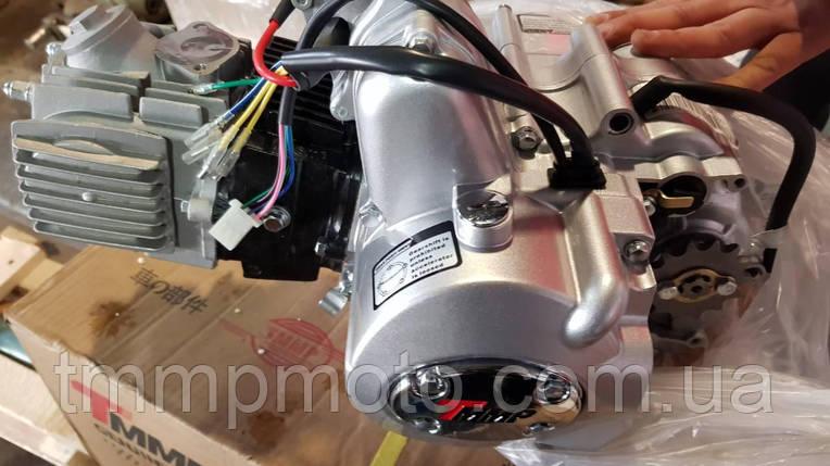 Двигатель Альфа -110 см3 ОРИГИНАЛ, фото 2