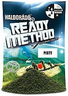 Прикормка Pisty (Лето) Haldorádó Ready Method 800 гр