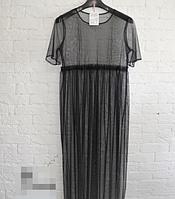Платье из воздушного фатина