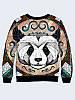 Женский свитшот Панда рисунок, фото 2