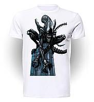 Футболка GeekLand Чужой Alien Ксеноморф AL.01.010