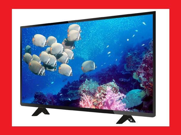 "LCD LED Телевизор JPE 32"" Smart TV, WiFi, 1Gb Ram, 4Gb Rom, T2, USB/SD, HDMI, VGA, Android 4.4"