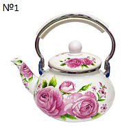 Чайник эмалированный 2,5 литра