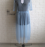 Сукня з повітряного фатину, фото 2
