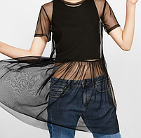 Сукня з повітряного фатину, фото 4