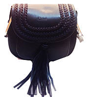Женская сумка Chloé Артикул 3-20-20 черная